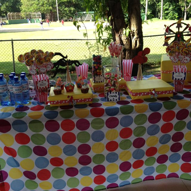 Mesa de dulces...;)
