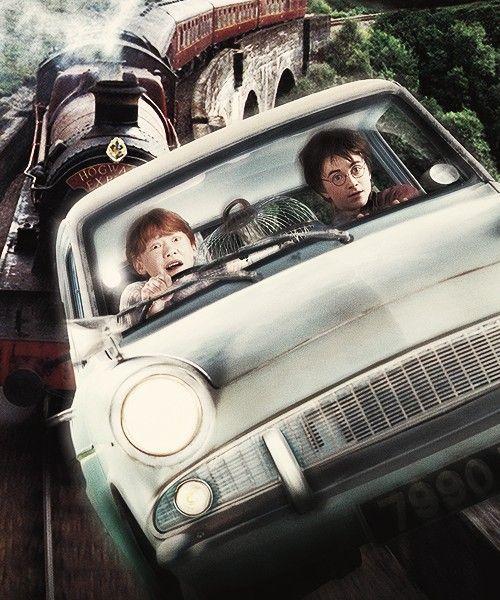 Pin Von Aѕyeu Auf Harry Potter The Golden Trio Kammer Des Schreckens Hogwarts Harry Potter