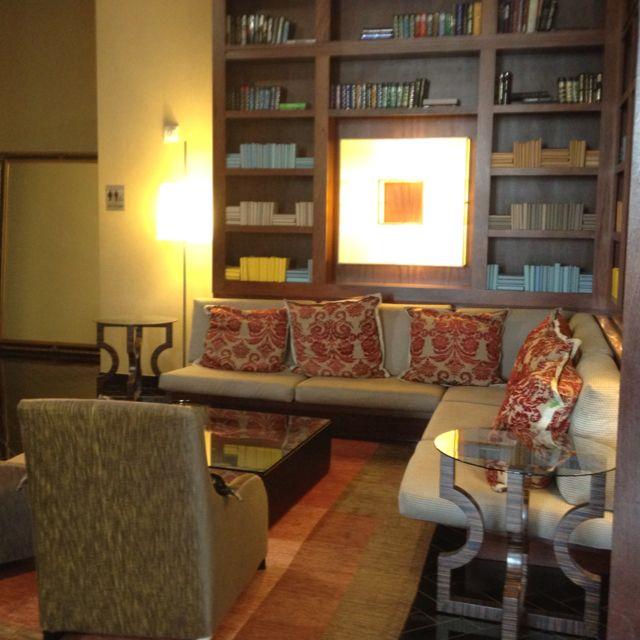 Hotel Derek in Houston. My new go to spot.