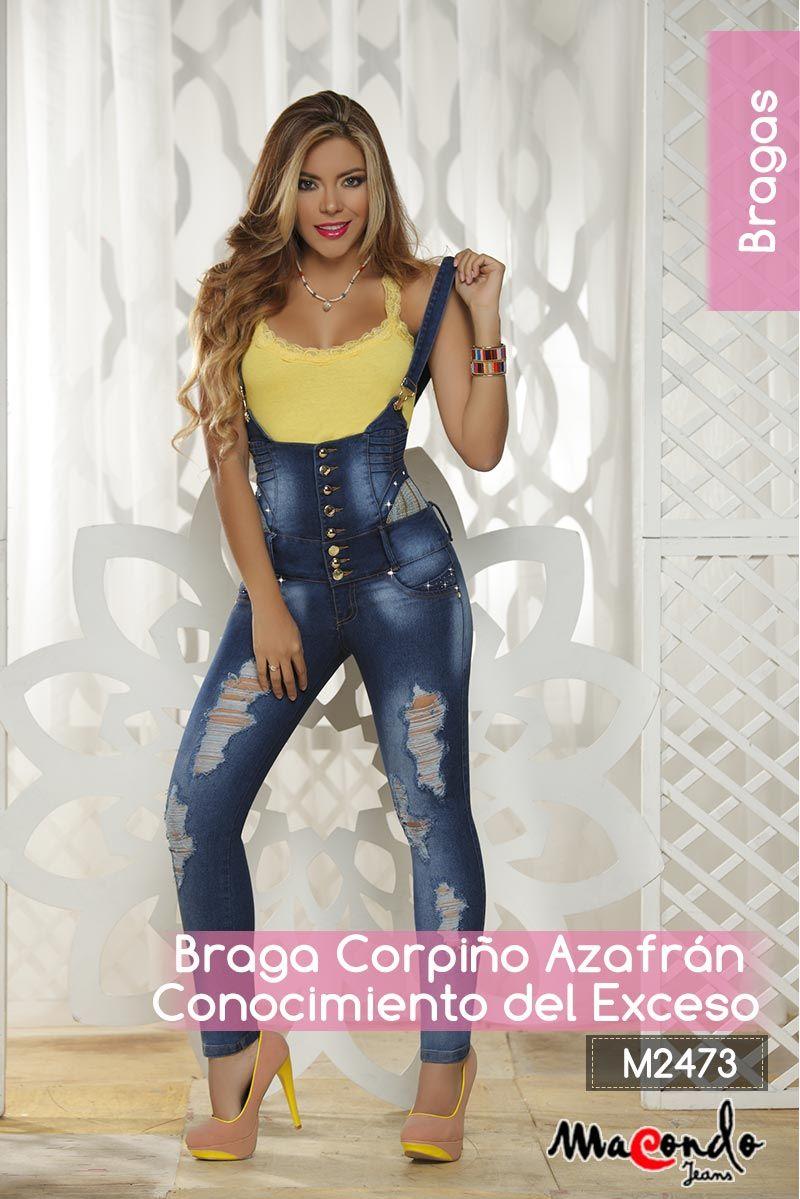 9fceb4097f Colección Pre-Feria Colombia Moda 2015 - Bragas - Macondo Jeans ...