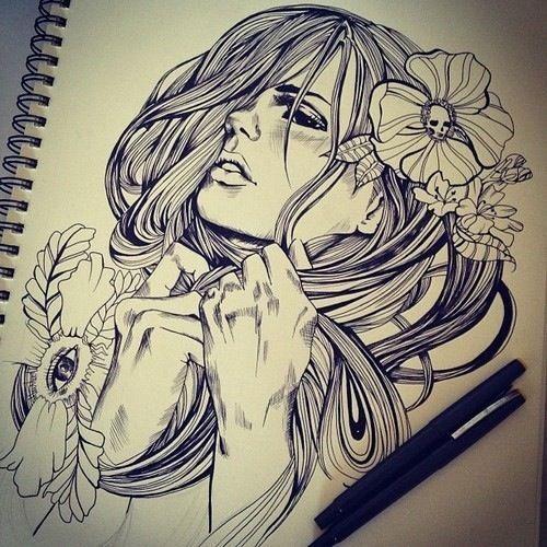 Tatto Crazy Art Ideas: Crazy Tattoo Design. #tattoo #tattoos #ink