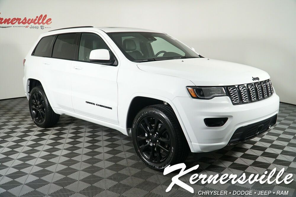 2020 Jeep Grand Cherokee Altitude 4wd V6 Suv Navigation Power
