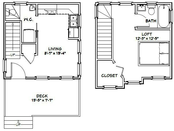 Pin by Eugene M on House plans Pinterest Tiny living, Apartment