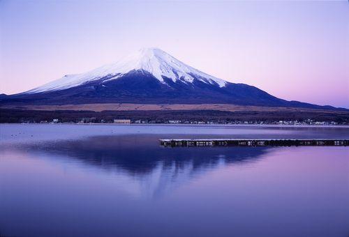 Fuji-San, Yamanakako