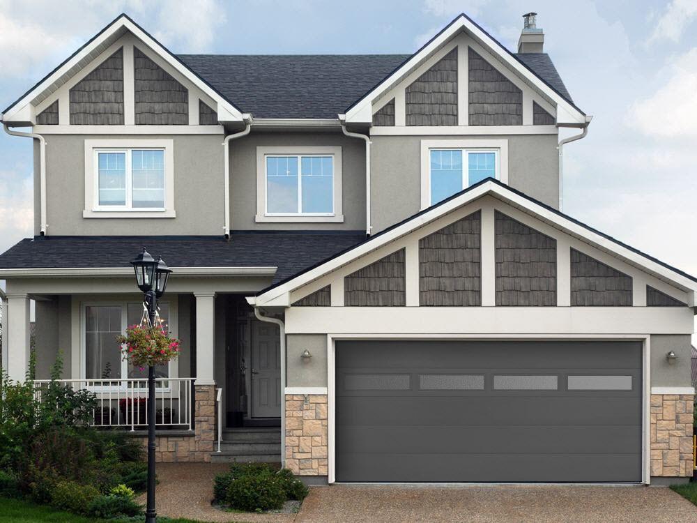 WayneDalton Garage Door Design Center Door 1 Double 16