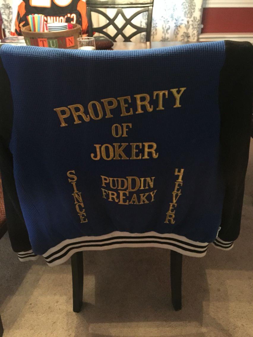 Harley quinn jacket diy