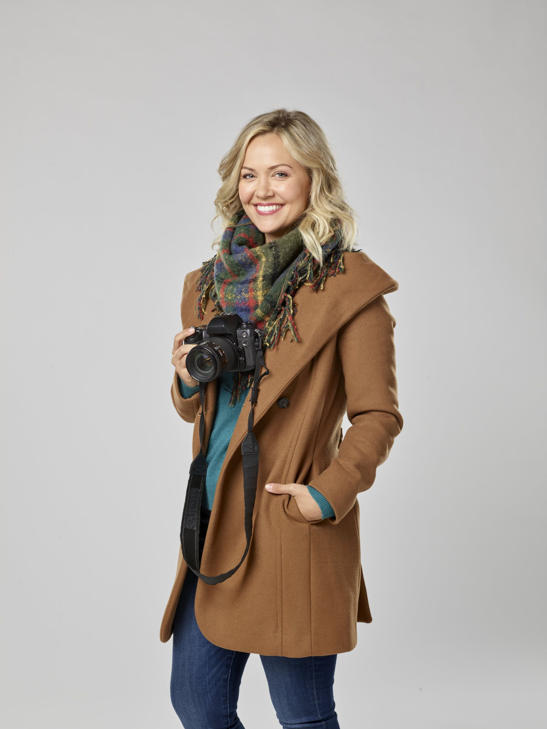 """Find out more about the cast of the Hallmark Movies & Mysteries original movie """"Christmas Bells ..."""