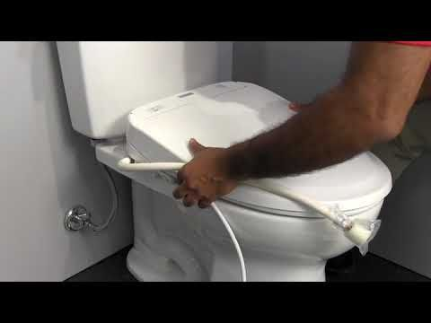 Toto Sw3046 S500e Toilet Seat Review The Toto Washlet S500e Is An