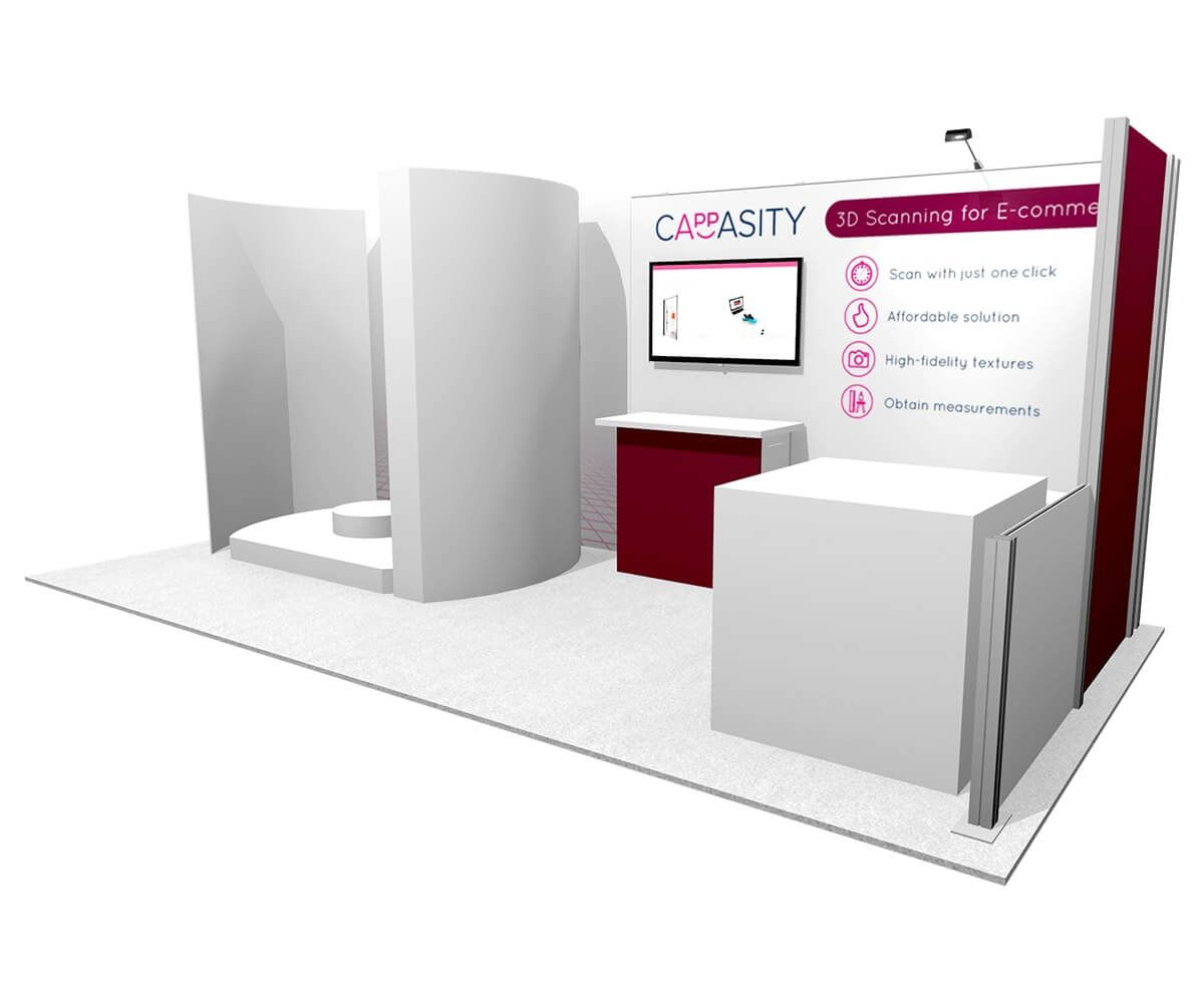 Exhibition Stall Measurements : Pin by cl exhibit on custom made stand exhibition stand design