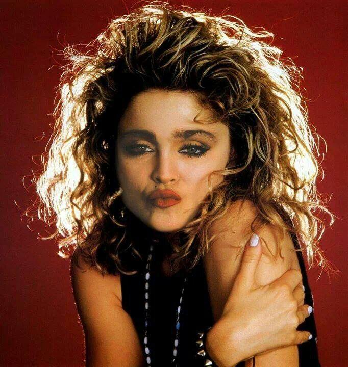 Madonna Madonna Hair Madonna 80s Hair Styles