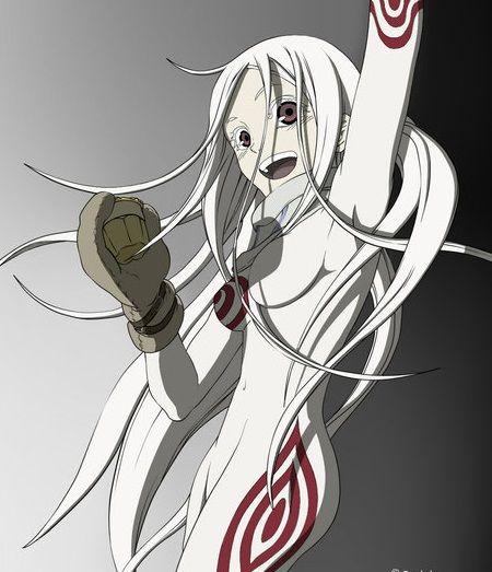 Shiro deadman wonderland anime pinterest deadman wonderland deadman wonderland voltagebd Gallery