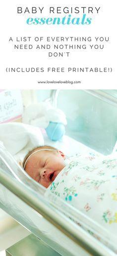 My Favorite Baby Registry Items  Baby Registry Baby Registry