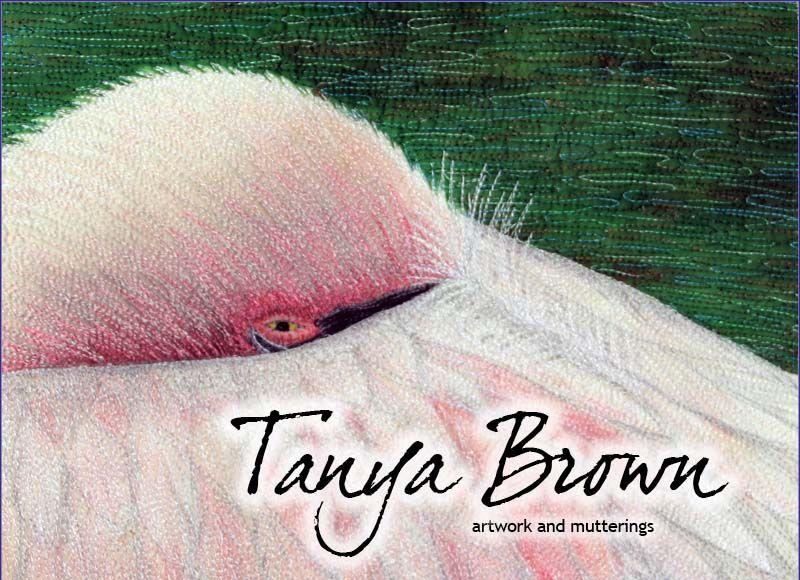 Tanya Brown: Artworks and Mutterings