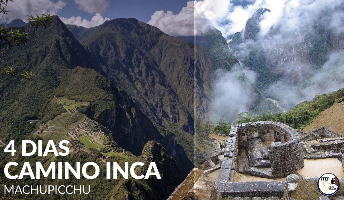 Caminos del inca machu picchu
