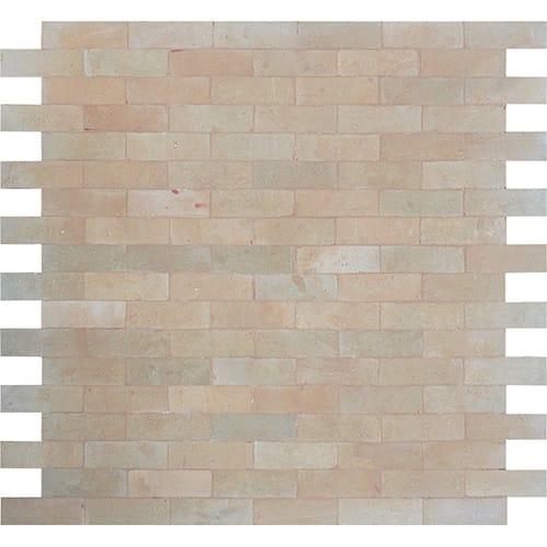 Beige Glossy Woven Zellige Ceramic Mosaics 11 3 4x11 3 4 Exterior Tiles Mosaic Modern Interior Design