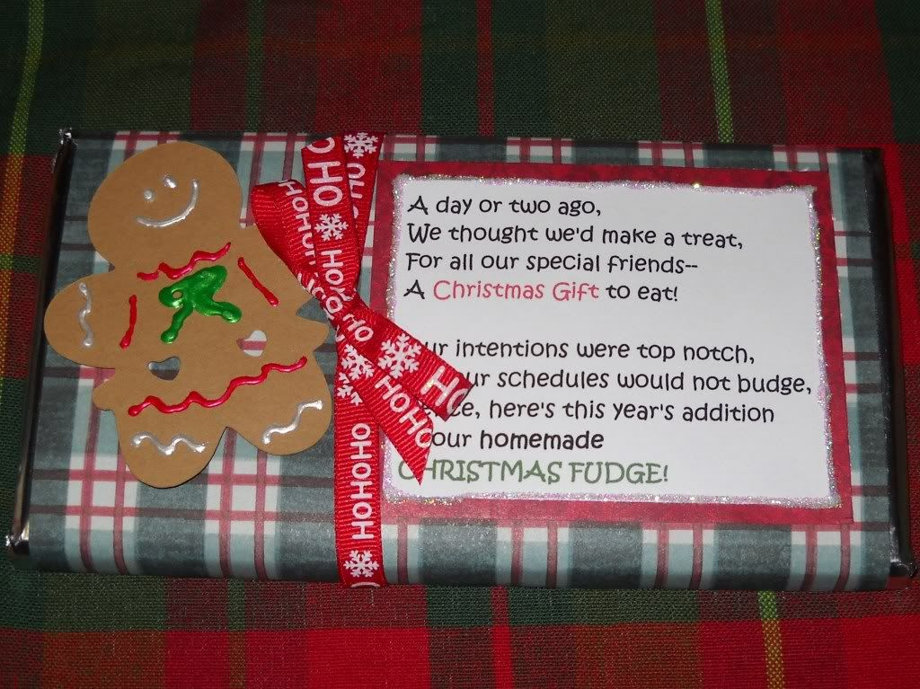 Used this idea last year for Christmas party favors! Wrap ...
