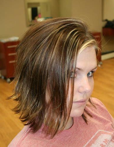 Hair Styles, Haircuts and Color, and the Hottest Trends #edgybob