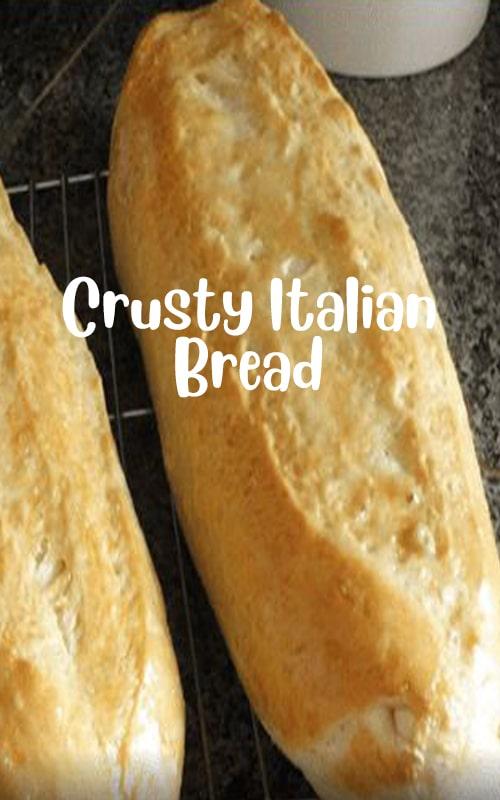 Photo of Crusty Italian Bread
