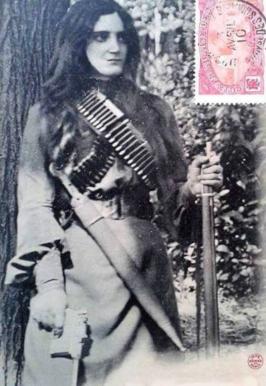 Ազատամարտիկ Հայուհի. 20-րդ դարի սկիզբ ...