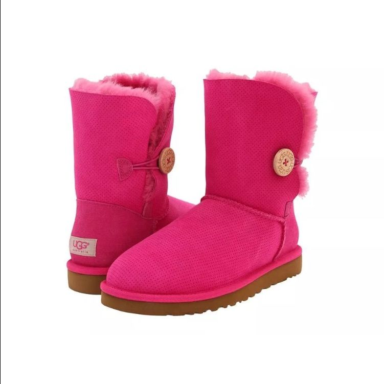 367c2230b40 UGG Shoes | Authentic Pink Uggs | Color: Pink | Size: 7 | Products ...