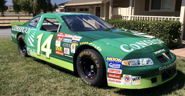 If you've ever fantasized about owning and driving a real stock car then here's your chance.