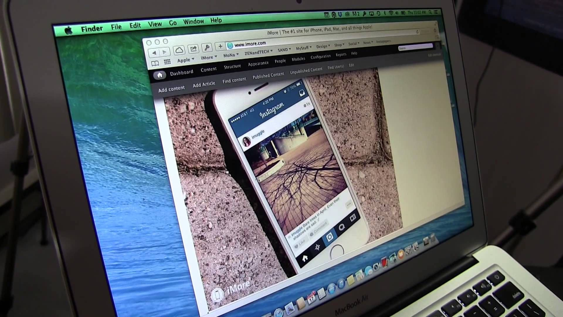 How to take a screenshot with your Mac Mac os, Take a
