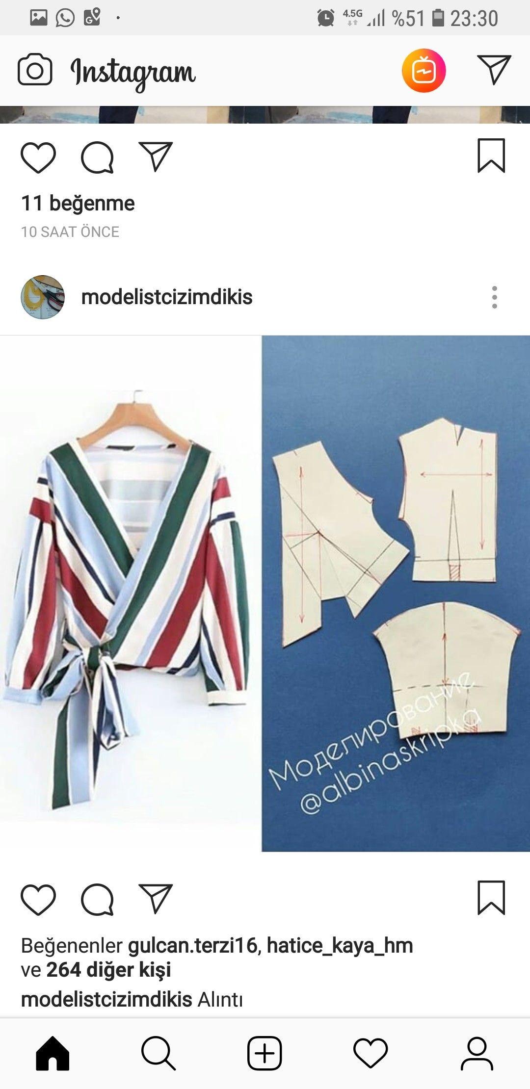 Pin by Khawla Kareem on Sewing   Pinterest   Costura, Patrones de ...