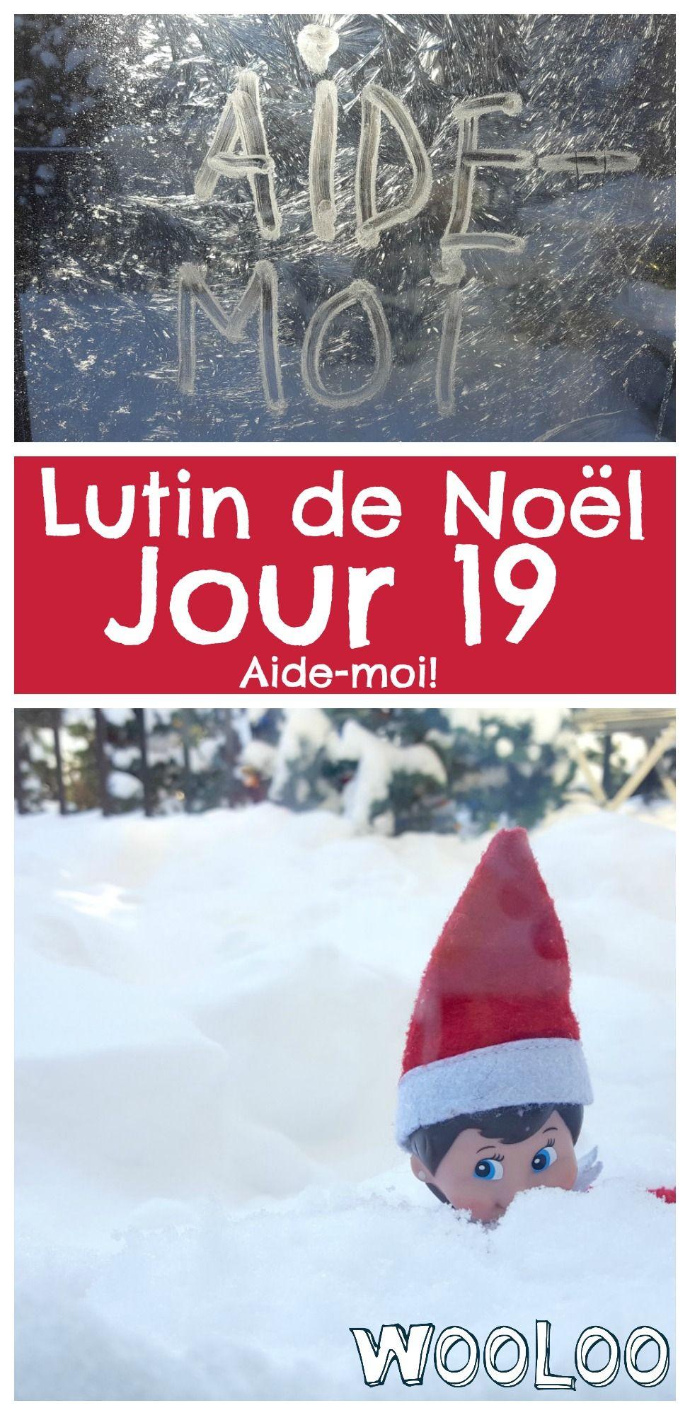 Ce matin, les enfants on reçu un appel à l'aide du lutin! #lutin #noel #elfontheshelf #christmas