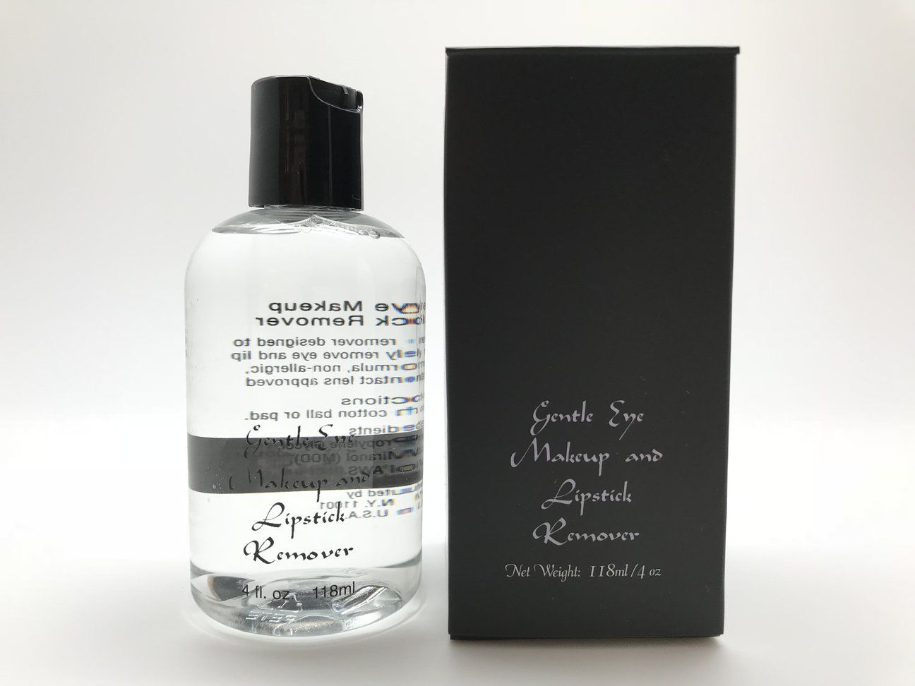Oil Free Eye Make Up Remover for Eyelash Extensions ...