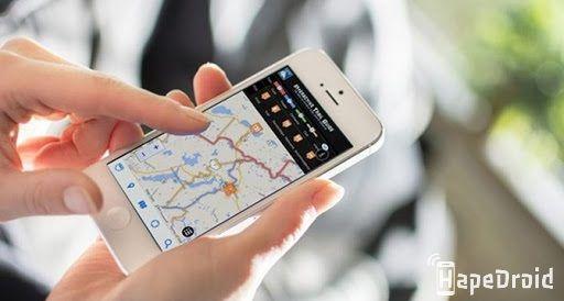 3 Aplikasi GPS Offline Terbaik untuk Android Aplikasi