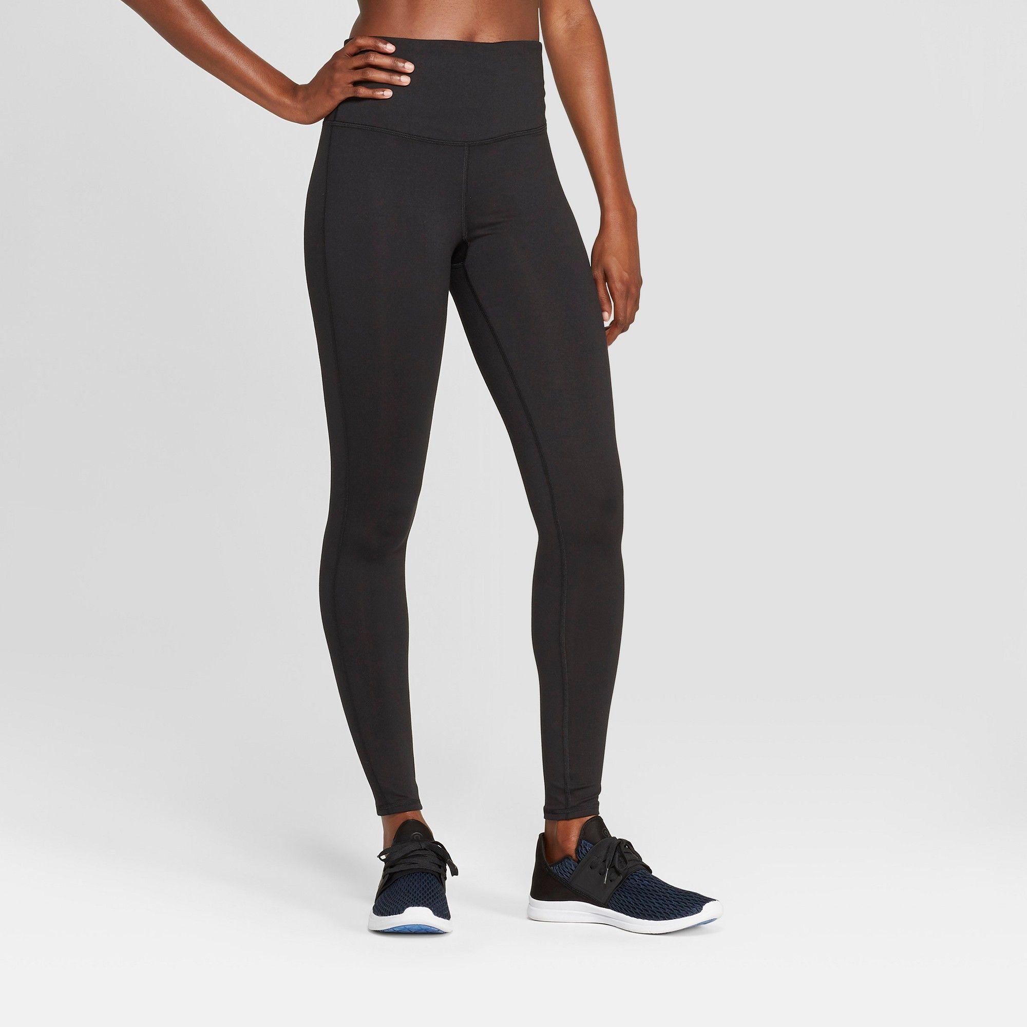 2dda3d5c1a1af5 Women's Freedom High Waist Leggings - C9 Champion Black Xxl Short, Size:  Xxl - Short