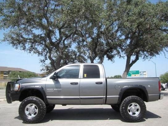 Cars For Sale 2006 Dodge Ram 2500 Truck 4x4 Quad Cab In