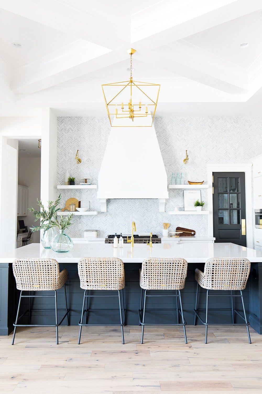 White wing waterman kitchen reveal beautiful kitchen kitchens and