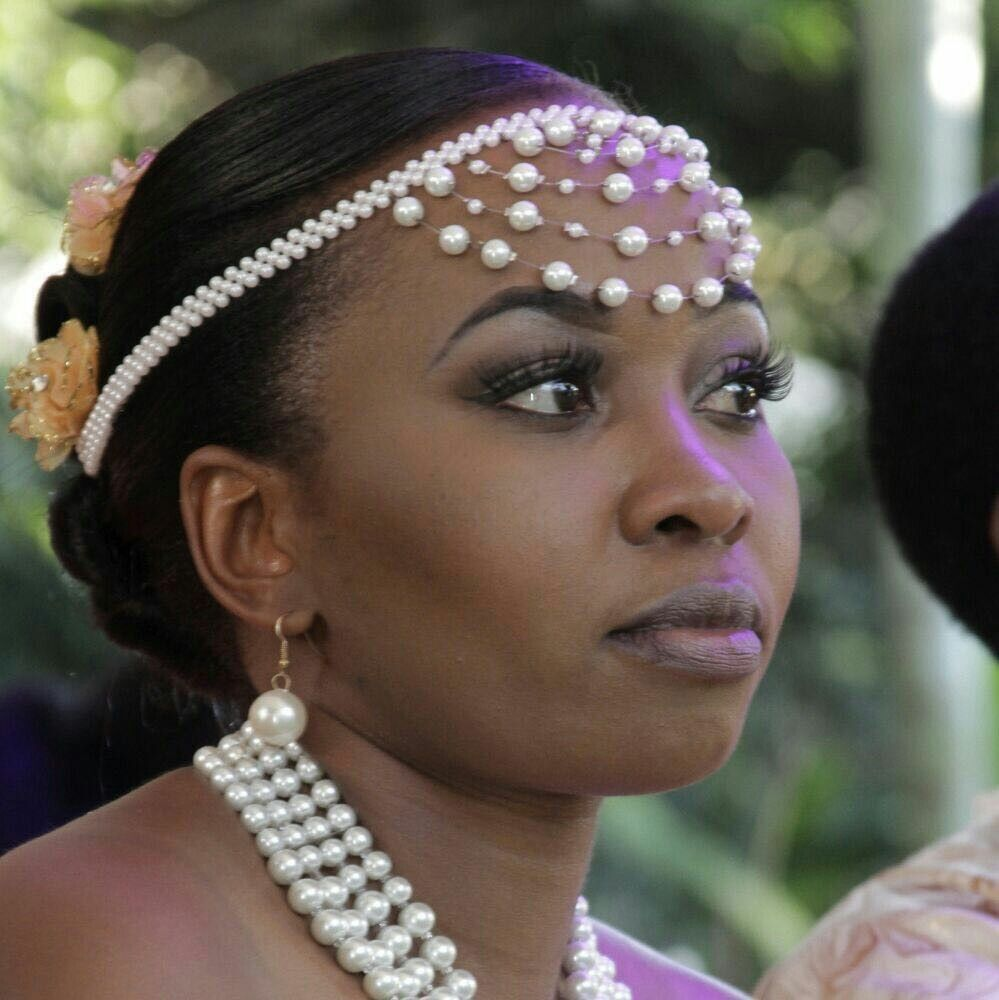 Wedding Hairstyles In Uganda: Hair Styles, Hair Wrap, Headbands