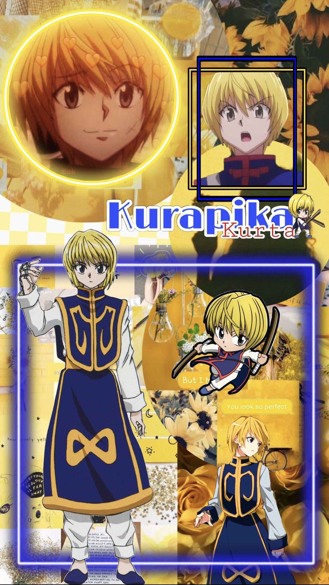 Kurapika Kurtz Wallpaper In 2020 Anime Wallpaper Character Zelda Characters
