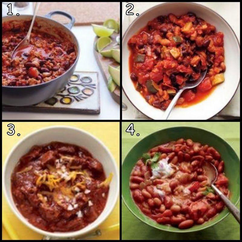 4 Martha Stewart S Chili Recipes Cooks Country Recipes Chili Recipes Martha Stewart Chili Recipe