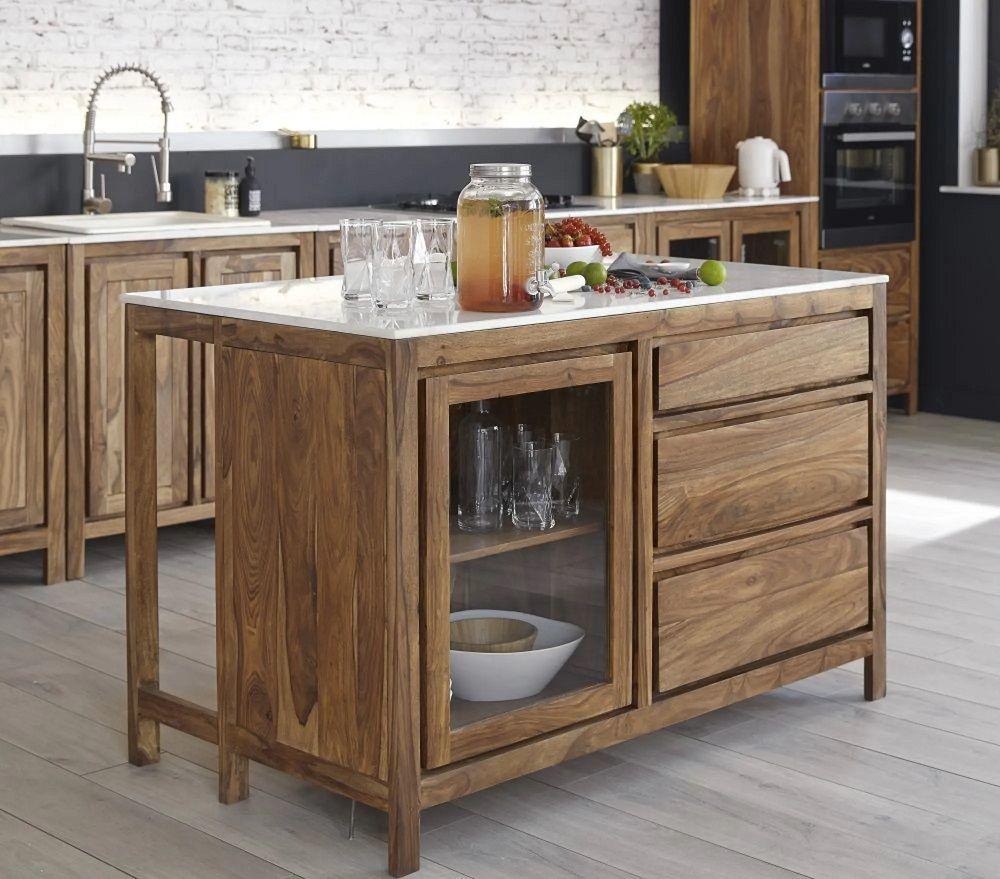 ilots central cuisine meuble cuisine