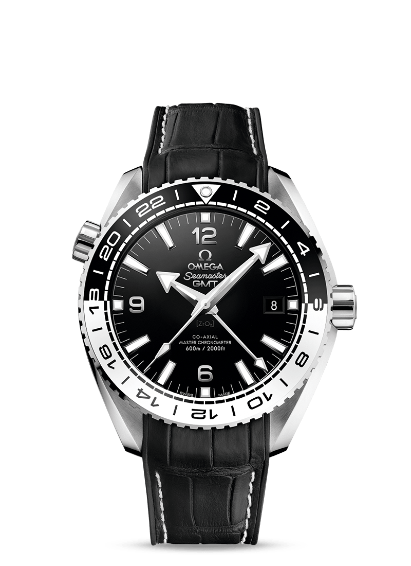 Omega Seamaster Planet Ocean 600m Co-Axial Master Chronometer GMT 43.5mm  7046a5a347