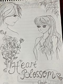 The Dreams of Eriza Yu's: Fiksi: Heart Blossoms (chap.1) by Elisabeth