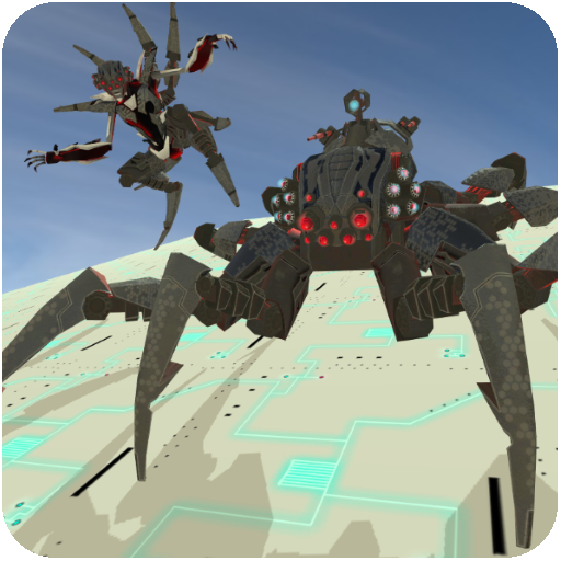 Spider Robot V1 1 Mod Apk Youre Really Super War Machine Spider Bot Change Forms The Humanoid Robot Or The Arthropod Ta Spider Robot Futuristic City Robot