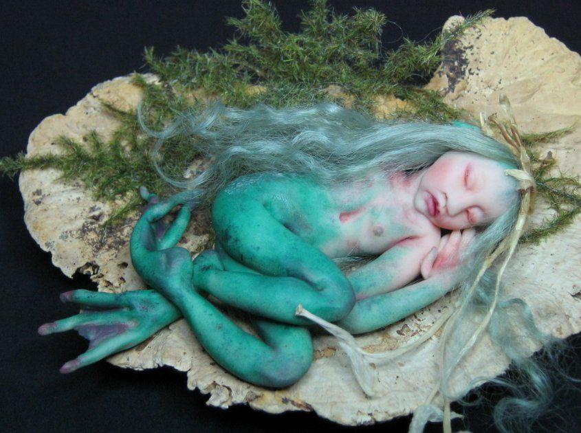 Картинки как рождаются русалки