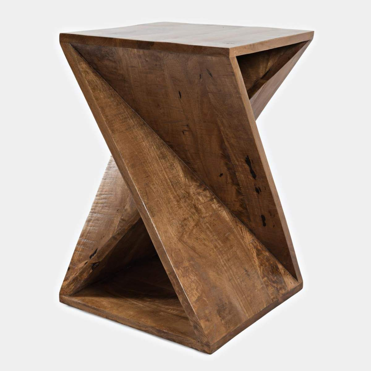 Mango Wood Side Table Trendy Accent Table Jerome S Wood Table Design Side Table Wood Wood Furniture Diy