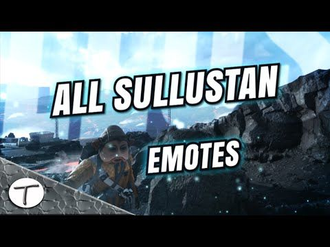 All Sullustan in-game emotes || Todos los gestos del sullustano || Star ...