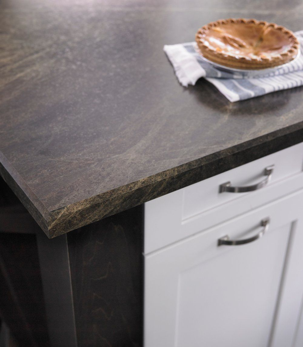 180fx By Formica Group 3462 Slate Sequoia With A Bevel Edge