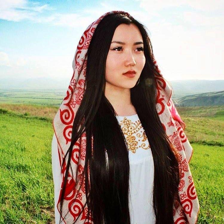 загрузить фото кыргызки процесс