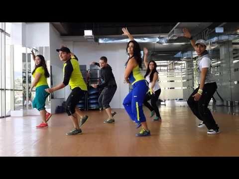 Zumba Darte Un Beso Prince Royce By Honduras Dance Crew Zumba Workout Zumba Routines Zumba Style