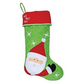Personalizada Santa Stocking medias de Stephen por lildivadesigns4u