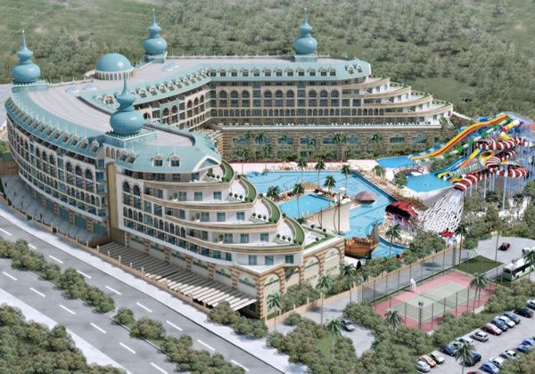 Crystal Sunset Resort Crystal Sunset Resort Spa Veya Crystal