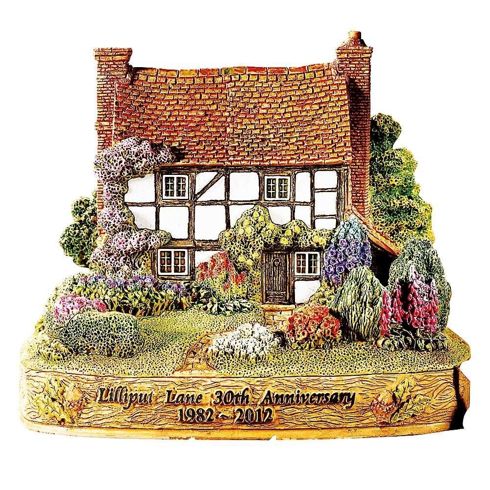 part made road houses older left to along hall are and village cottages all also i the side minis cottage be layout dolls smaller this miniature of imagined that