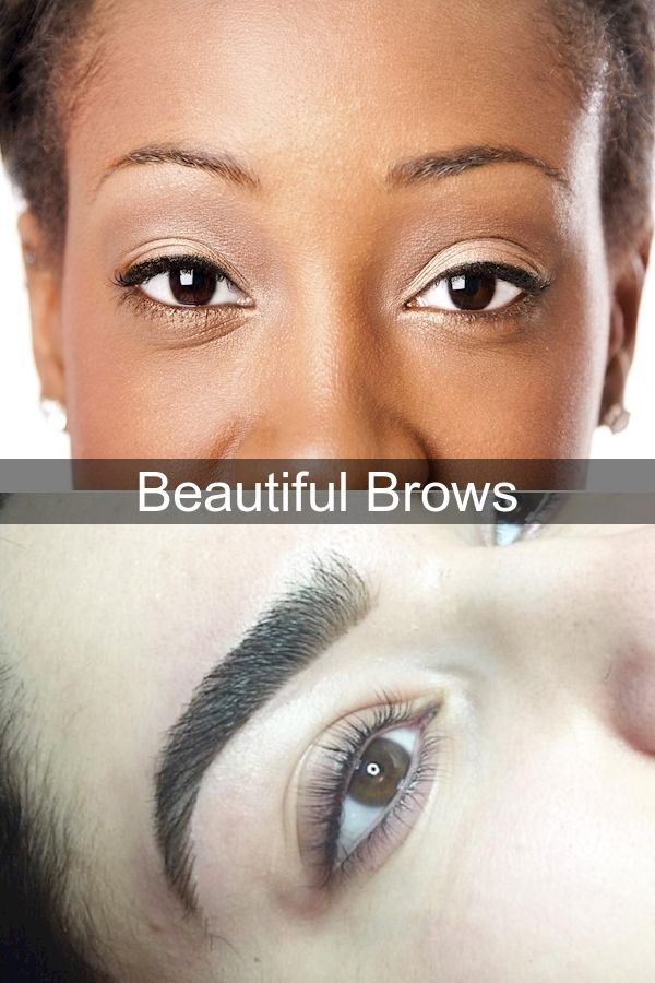 Perfect Eyebrow Makeup   Getting Your Eyebrows Shaped ...
